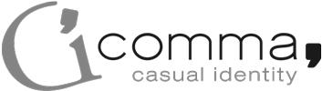 Logo comma, CI DOB