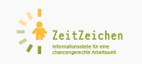 Logo ZeitZeichen, Informationsstelle für eine chancengerechte Arbeitswelt