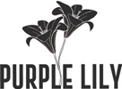 Logo Purple Lily Plus Size