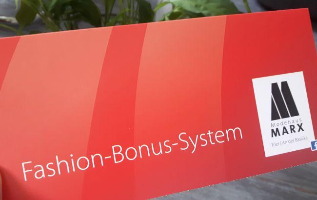 Fashion-Bonus-System